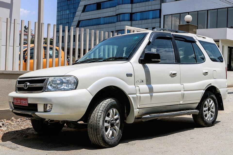 TATA SAFARI VX